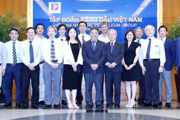 PLX hợp tác với đối tác Nhật Bản nâng cao năng lực quản lý kỹ thuật kho dầu
