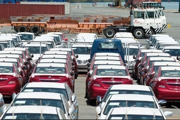 Xe Đức chiếm gần một nửa lượng ôtô dưới 9 chỗ nhập khẩu về Việt Nam tuần qua
