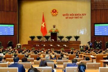 Những chiếc ghế trống tại Quốc hội