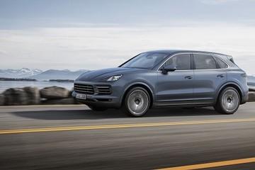 Porsche triệu hồi gần 60.000 xe vì gian lận khí thải