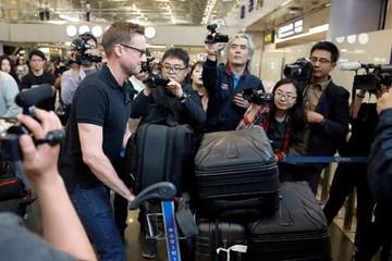 Đoàn nhà báo nước ngoài đến chứng kiến Triều Tiên dỡ bỏ khu thử hạt nhân