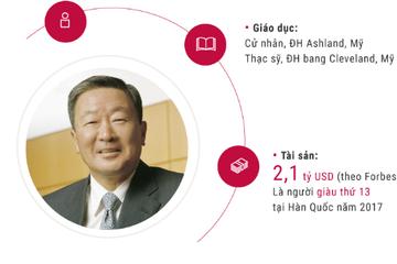[Infographic] Koo Bon-moon: Người đưa LG thành tập đoàn lớn thứ 4 Hàn Quốc