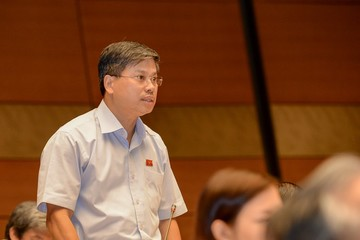 Đại biểu Nguyễn Sỹ Cương: Đất vàng chỉ để đối lấy trụ sở, cổng chào