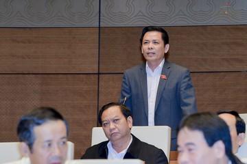 Quốc hội chất vấn các Bộ trưởng về BOT, quản lý đất đai