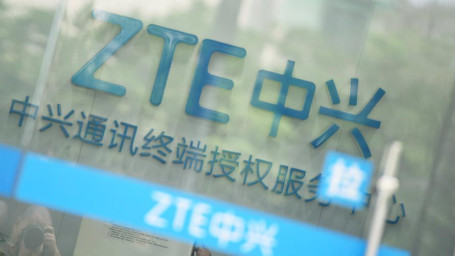 Bị Mỹ trừng phạt, ZTE tạm dừng giao dịch cổ phiếu