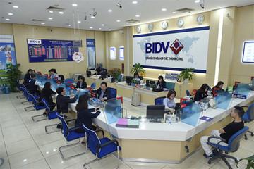 Giá cổ phiếu giảm sẽ có lợi cho việc bán vốn của BIDV