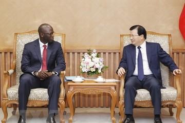 WB sẵn sàng hỗ trợ Việt Nam phát triển hạ tầng giao thông vận tải
