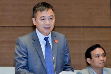 Đại biểu Quốc hội tranh luận về dự thảo Luật An ninh mạng