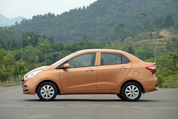 Triệu hồi gần 180 xe Hyundai Grand i10 vì lắp nhầm phanh