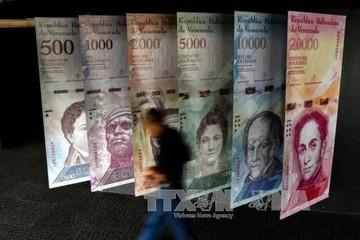 Venezuela lùi kế hoạch đổi tiền thêm ít nhất 60 ngày