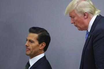 Tổng thống Nieto nhắn Trump: Mexico sẽ không bao giờ trả tiền xây tường