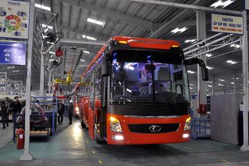 Thaco báo lãi quý I giảm 18% còn 1.052 tỷ, nhân viên tăng thêm gần 900 người