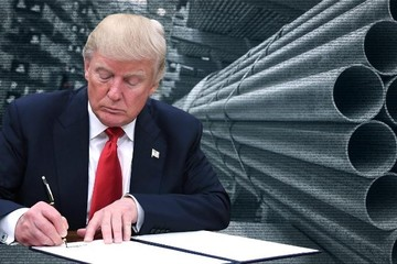 Mỹ chính thức đánh thuế nhôm, thép nhập khẩu lên Canada, Mexico và EU