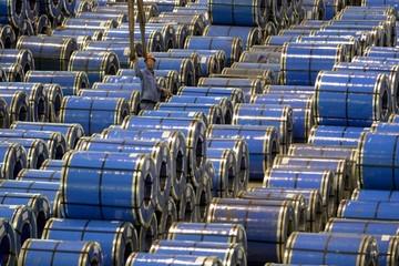 Đài Loan mở rộng điều tra sản phẩm thép từ Trung Quốc đại lục
