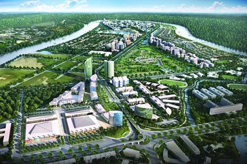 Một nửa quỹ đất của Nam Long tại Long An được định giá hơn 2.400 tỷ đồng
