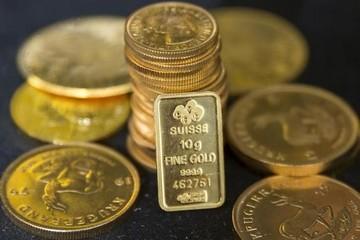 Giá vàng chững lại dù USD suy yếu, căng thẳng ở Italy hạ nhiệt