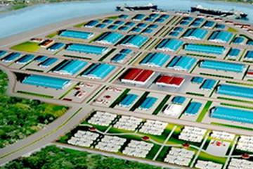 """Thu hồi """"siêu"""" dự án của Tập đoàn Dầu khí ở Tiền Giang"""