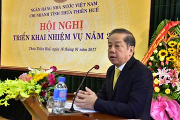 Thừa Thiên Huế họp bất thường bầu Chủ tịch UBND