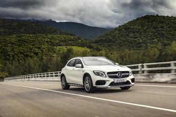 Triệu hồi 284 ôtô Mercedes tại thị trường Việt Nam