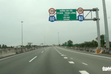 Bộ trưởng GTVT khẳng định năm 2020 sẽ thông xe cao tốc Trung Lương - Mỹ Thuận