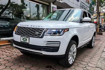 Range Rover HSE 2018 đầu tiên về Việt Nam, giá khoảng 9 tỷ