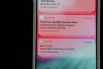 iPhone, iPad sẽ có những tính năng gì mới với iOS 12