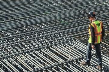 Giá thép xây dựng hôm nay (6/6) tăng nhẹ trước thềm Hội nghị thượng đỉnh Hợp tác Thượng Hải