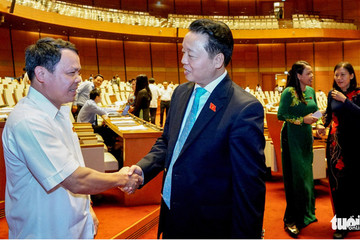 3 lần Bộ trưởng Trần Hồng Hà nói đại biểu 'yên tâm'