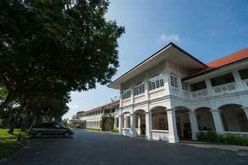 Ông Trump và ông Kim Jong Un sẽ họp tại khách sạn Capella, Sentosa