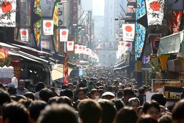 Kinh tế Nhật Bản sụt giảm sau tám quý tăng trưởng liên tiếp