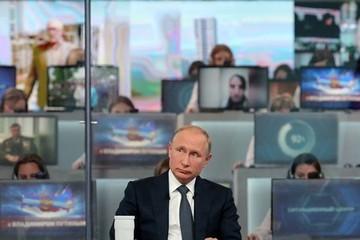 5 điểm nhấn từ cuộc đối thoại của Tổng thống Nga Vladimir Putin