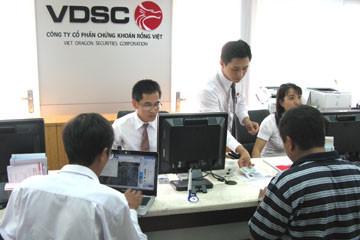 Chứng khoán Rồng Việt chốt ngày trả cổ tức cổ phiếu tỷ lệ 10%