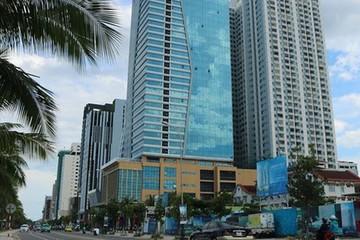 Đà Nẵng cưỡng chế tháo dỡ hạng mục sai phép dự án Mường Thanh Sơn Trà