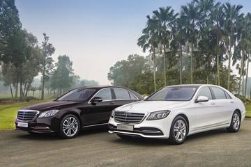 Mercedes S-Class mới giá từ 4,2 tỷ đồng