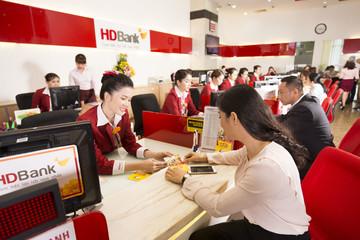 Sau sáp nhập PG Bank, lãi trước thuế 2018 của HDBank dự tính tăng lên hơn 4.700 tỷ đồng