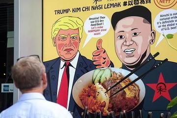 Muôn kiểu kinh doanh ăn theo hội nghị thượng đỉnh Trump – Kim