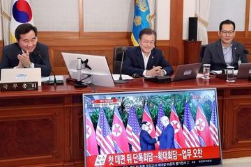 Phản ứng của thế giới trước hội nghị lịch sử Trump - Kim