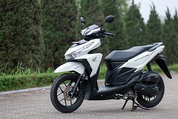 Honda Vario 150 - xe ga nhập khẩu giá 69 triệu tại Việt Nam