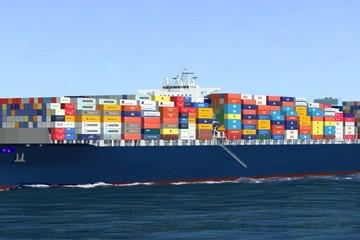 [Infographic] Khu vực nước ngoài chiếm 72% kim ngạch xuất khẩu