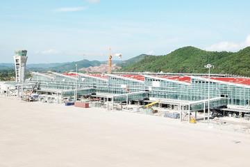 Sân bay Vân Đồn dự kiến sẽ đón chuyến bay thương mại đầu tiên vào tháng 12