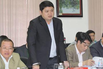 Tạm đình chỉ điều tra nguyên Tổng giám đốc PVTEX Vũ Đình Duy