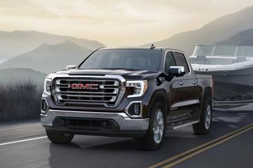 GMC Sierra 2019 - bán tải Mỹ ngập tràn công nghệ
