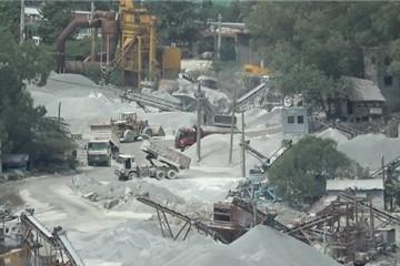 KSB được gia hạn khai thác tại cụm mỏ đá Tân Đông Hiệp
