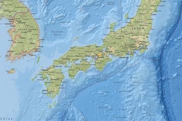 Động đất mạnh ở