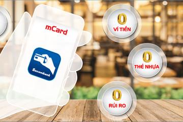 Trải nghiệm công nghệ 4.0 đột phá với mCard