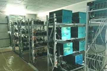 Thuê nhà gần trạm biến thế để ăn cắp điện đào Bitcoin