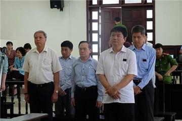 VKS đề nghị giữ nguyên án 18 năm tù với ông Đinh La Thăng