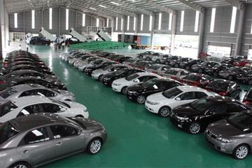 Hơn nghìn ôtô Thái đổ về Việt Nam trong một tuần