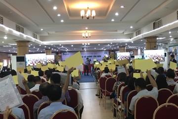 ĐHĐCĐ Hapro: Chủ tịch BRG Nguyễn Thị Nga làm Chủ tịch Hapro