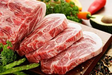 Việt Nam lần đầu xuất khẩu chính ngạch thịt heo